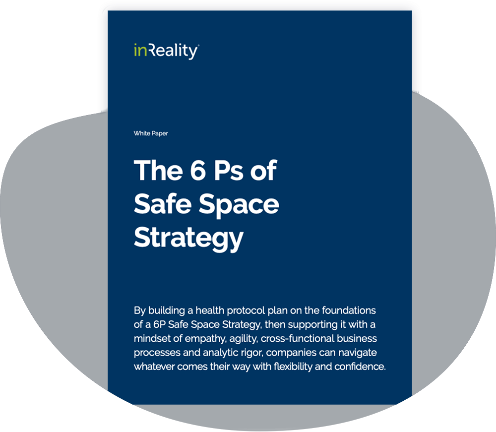 The 6ps of safe space cover